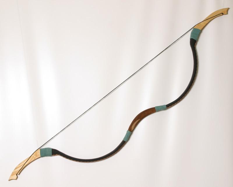 Mongolian recurve bows
