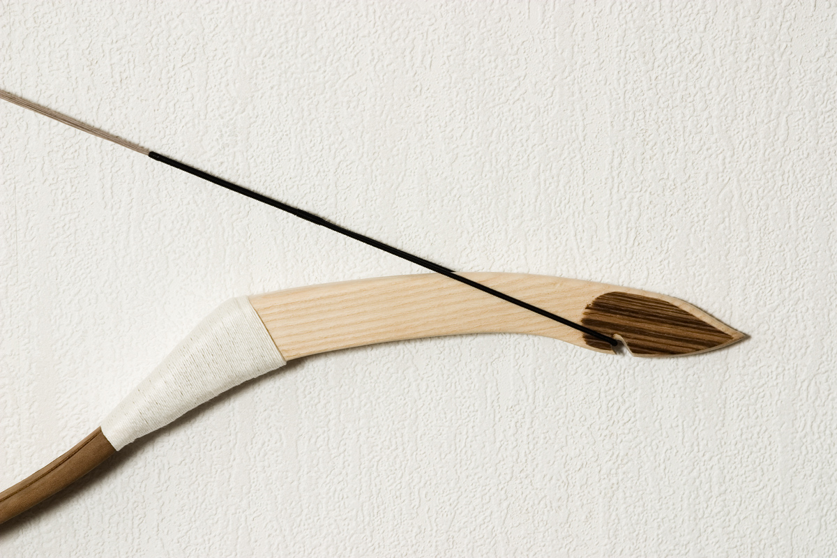 Toth Roman traditional composite bow