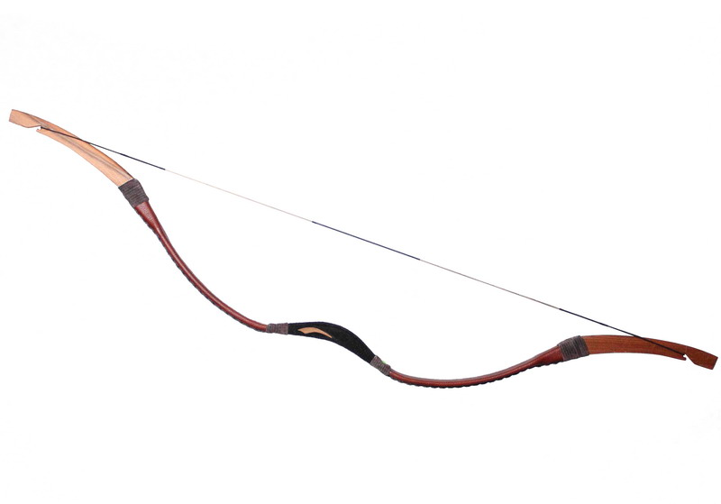 The Toth recurve Hungarian bow /Attila/