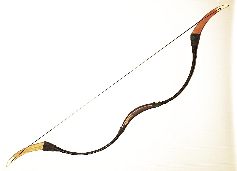 The Toth recurve Hungarian bow