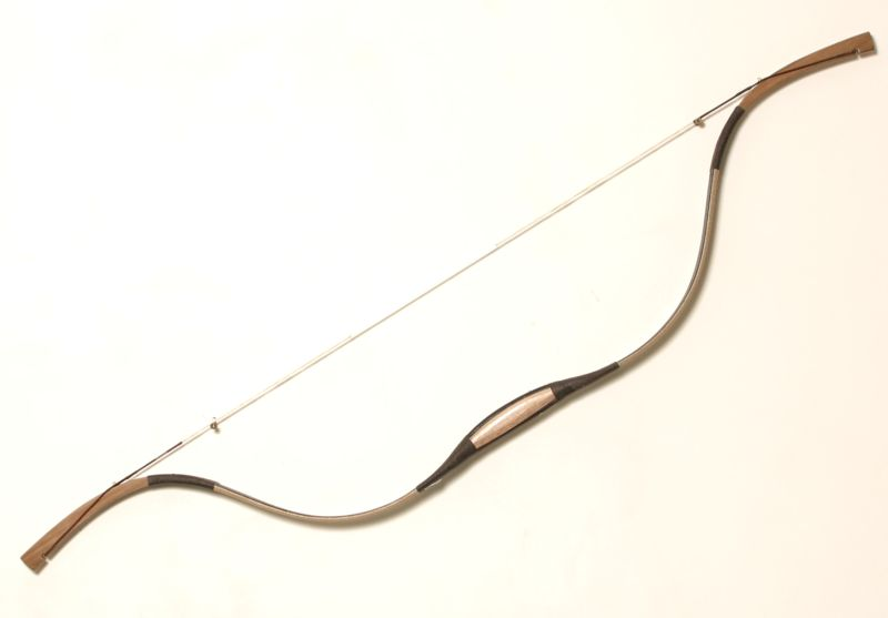 Traditional avar recurve bows
